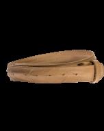 Gürtelriemen - Rindleder, gewaschen - schlamm - 40 mm