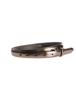 Gürtelriemen - Rindleder, Crackle - bronze - 20 mm