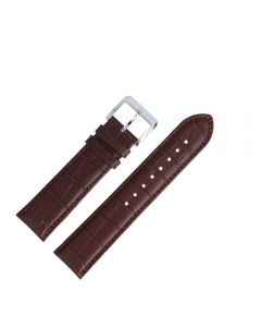 Uhrenarmband Boss 659302267 Braun