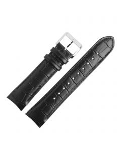 Uhrenarmband Boss 659302482 Schwarz