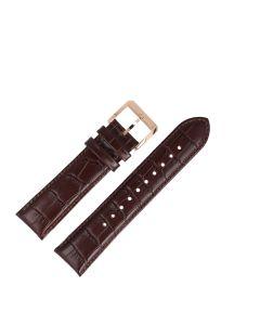 Uhrenarmband Boss 659302501 Braun