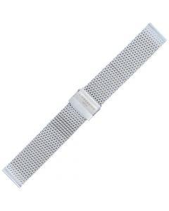 Uhrenarmband Liebeskind 38 silber