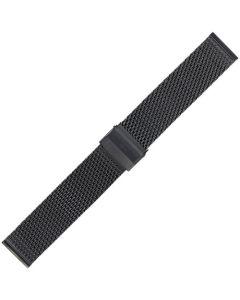 Uhrenarmband Liebeskind 40 schwarz