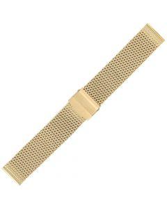 Uhrenarmband Liebeskind 41 gold