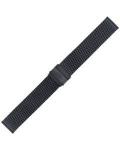 Uhrenarmband Liebeskind 63 schwarz