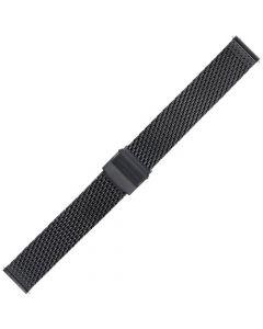 Uhrenarmband Liebeskind 82 schwarz