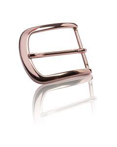 Gürtelschnalle London - bronze poliert - 40 mm