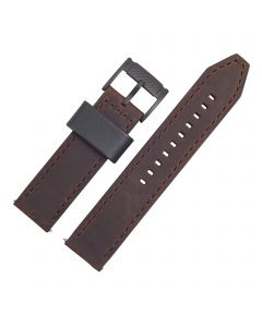 Uhrenarmband Fossil FS-4656 Braun