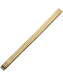 Uhrband - Edelstahl - gold - 10, 12 & 14 mm