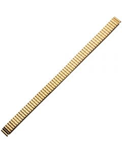 Uhrband - Edelstahl - XL - gold - 10, 12 & 14 mm