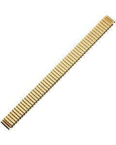 Uhrband - Edelstahl - XL - gold - 12, 14 & 16 mm