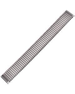 Uhrband - Edelstahl - silber - 18 & 20 mm