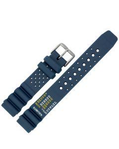 Marburger M967 Uhrenarmband Kunststoff blau